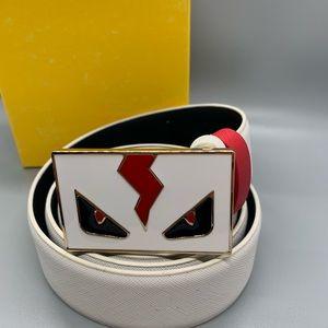 Fendi Belt Size 32/36 new with box